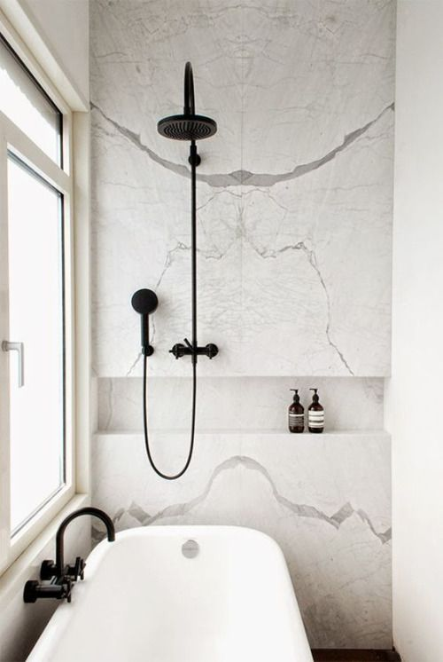 01-10 Gorgeous Urban Bathrooms