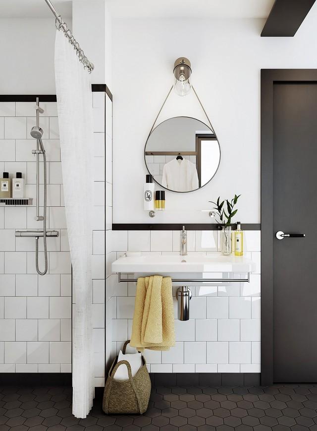 01-Beautiful Bathroom Mirrors