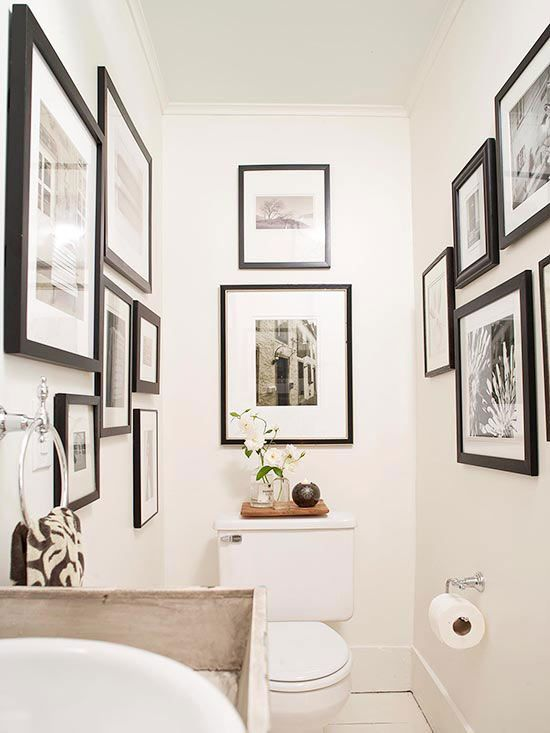 Inspiring You With Art In Bathrooms