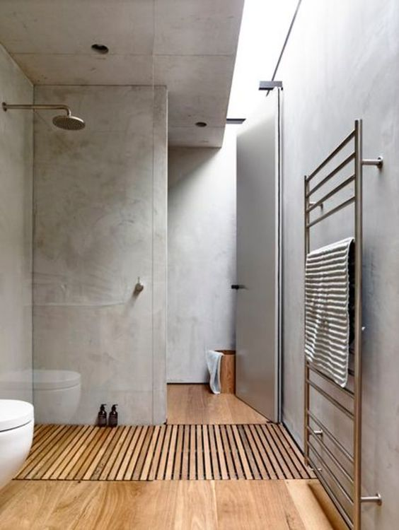 01-Using Wood in Your Bathroom