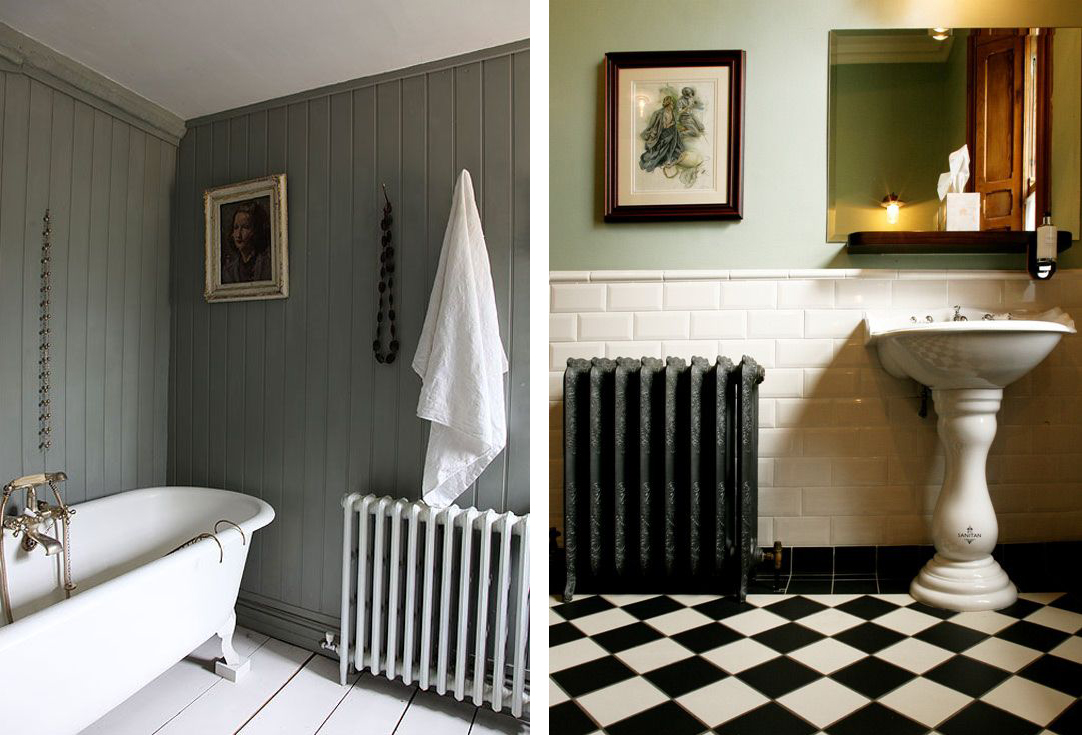 Bathroom Radiators And Heating