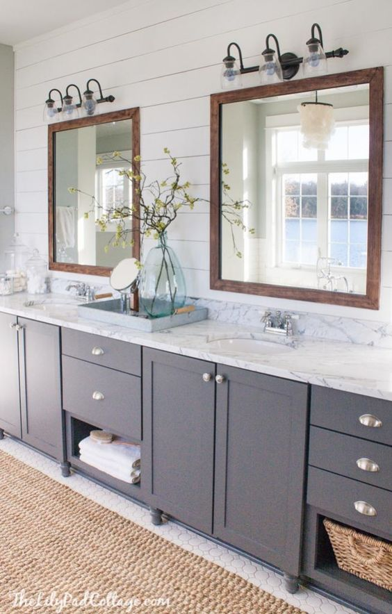 02-Beautiful Bathroom Mirrors