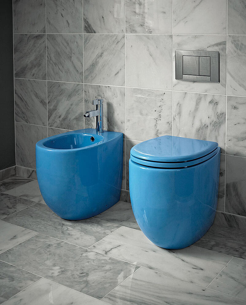 02-Coloured Sanitaryware