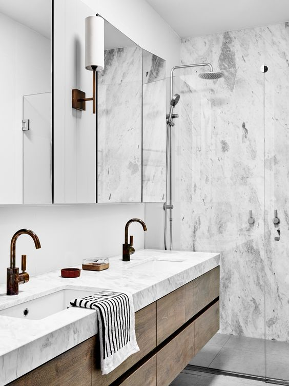 02-Inspiring You With Marble Bathrooms