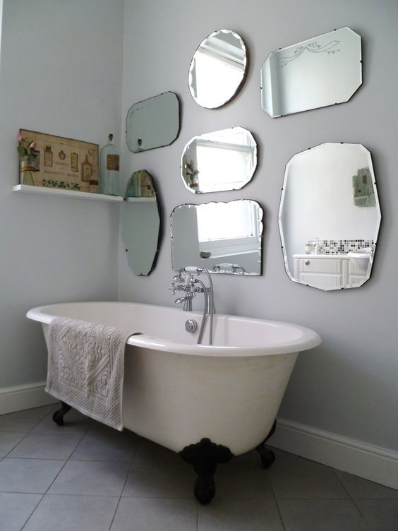 02-Inspiring You With Vintage-Style Bathrooms