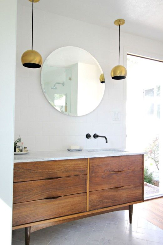 02-Using Wood in Your Bathroom