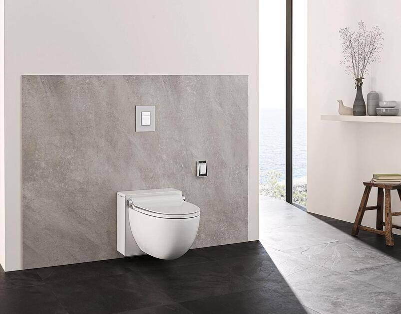 03-Cutting-edge technology for kitchens and bathrooms from Grohe