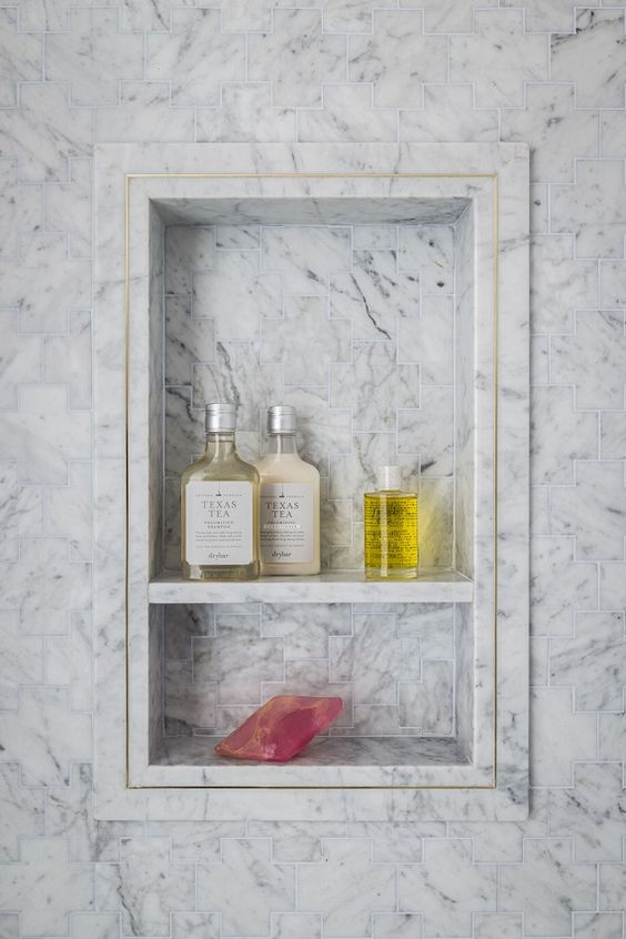 03-Inspiring You With Marble Bathrooms