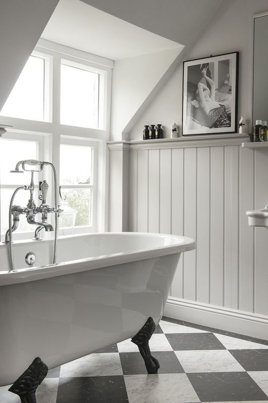 03-Inspiring You With Vintage-Style Bathrooms