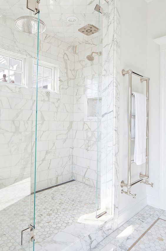 04-Inspiring You With Marble Bathrooms