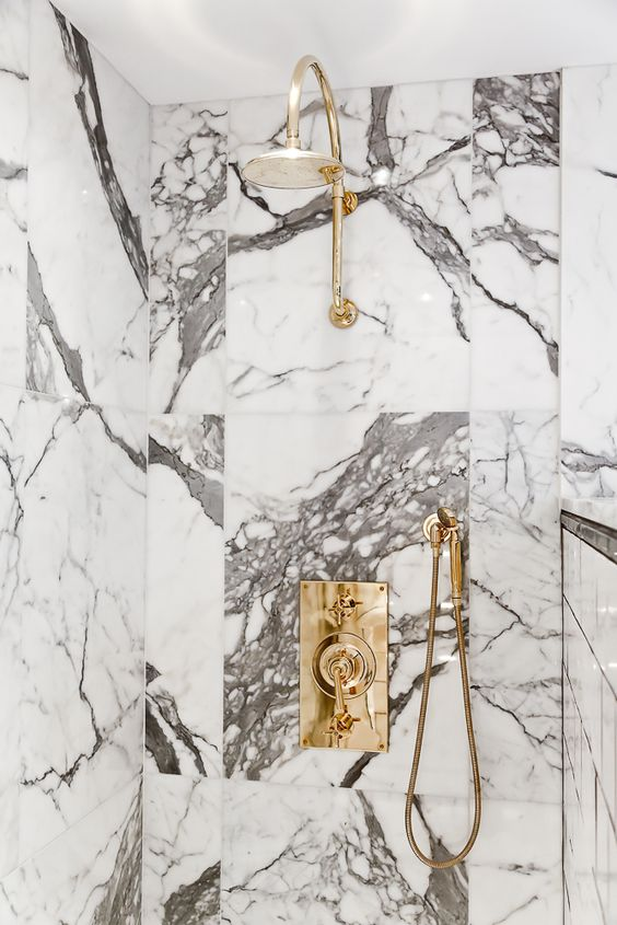 05-Inspiring You With Marble Bathrooms