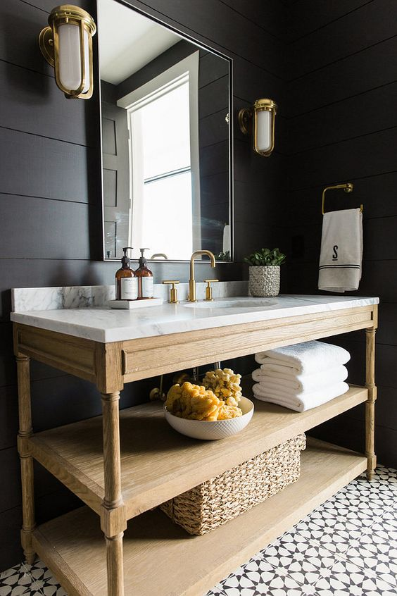 05-Using Wood in Your Bathroom