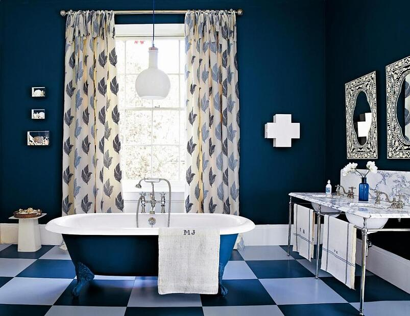 06-Adding Colour in Your Bathroom