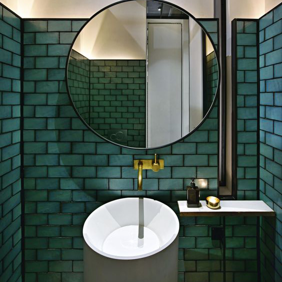 07-The Latest Bathroom Tile Grout Trends