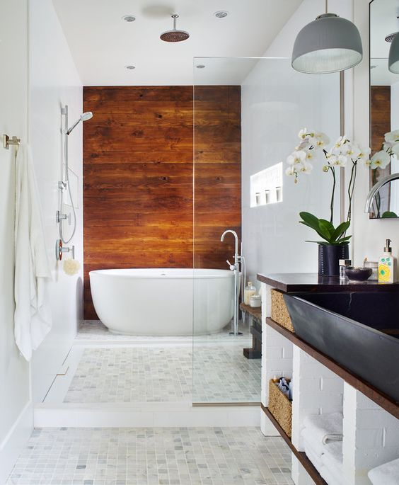 07-Using Wood in Your Bathroom