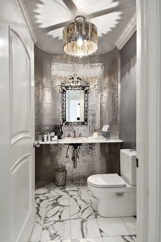 09-Inspiring You with Glamorous Bathrooms