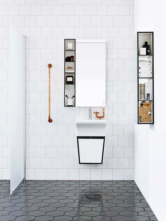09-The Latest Bathroom Tile Grout Trends
