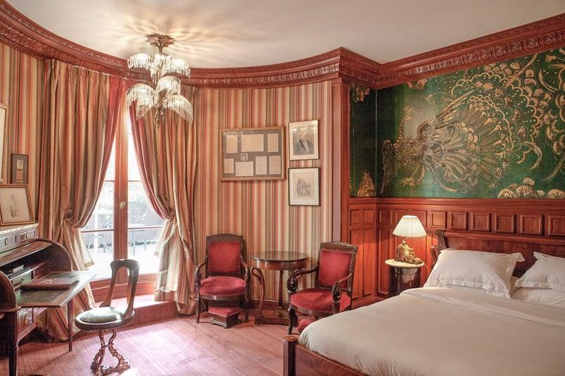 1-A Bathroom Fit For A Parisian Palace