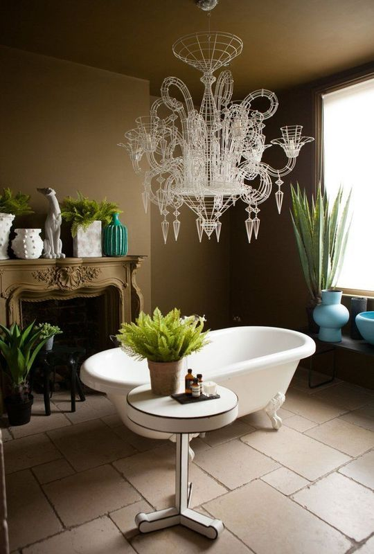 10-Inspiring You with Glamorous Bathrooms