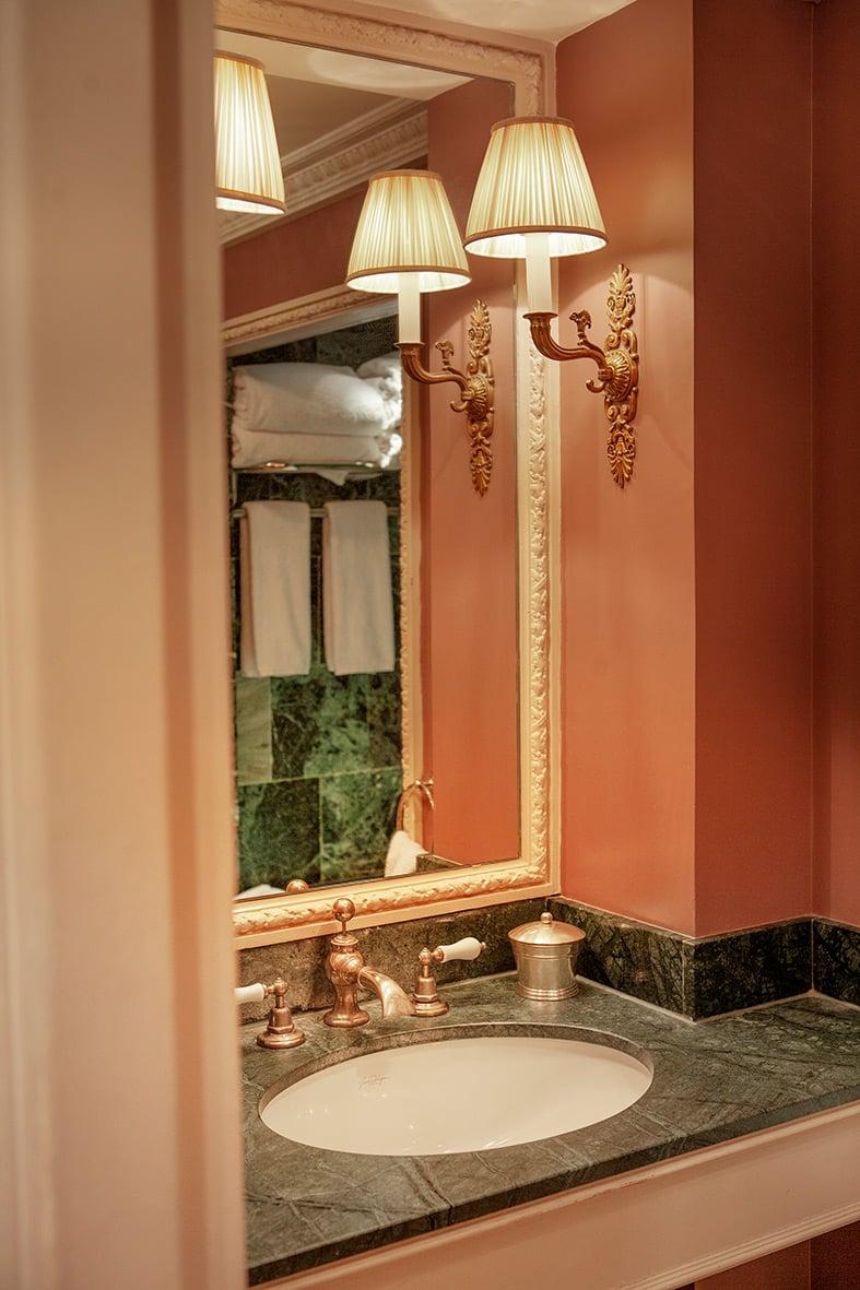 2-A Bathroom Fit For A Parisian Palace