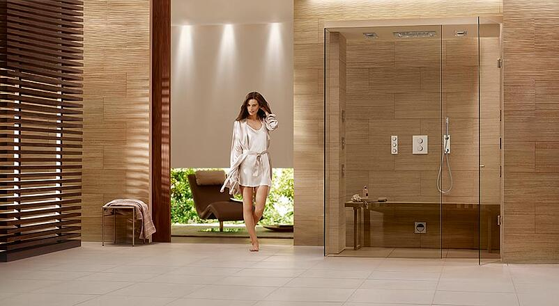 2-Boost health and well-being in your personal spa