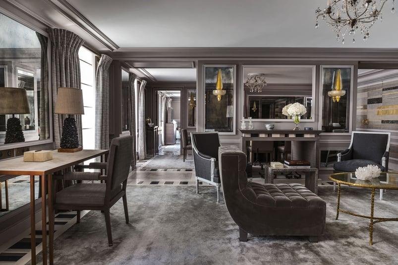 2-The Legendary Hotel de Crillon Equipped with THG Paris