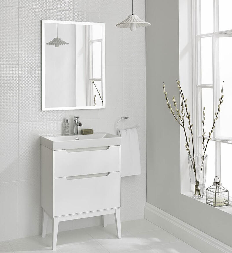 7-Small bathroom tile ideas to maximise any space