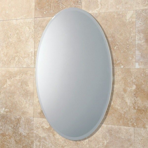 Alfera Oval Mirror 54 x 42cm