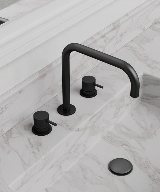 Arte-Form-Matt-Black-Tap