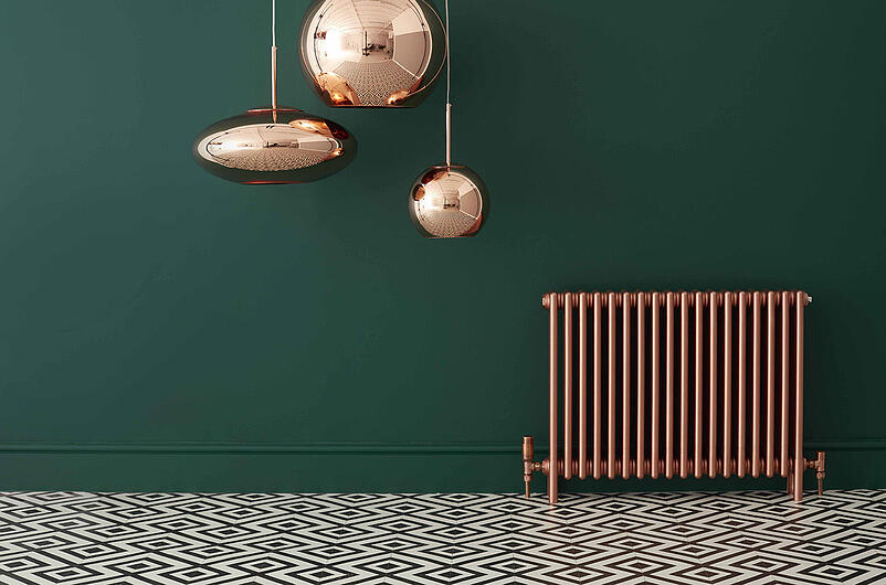 Bisque-Classic-radiator-in-Rose-Copper