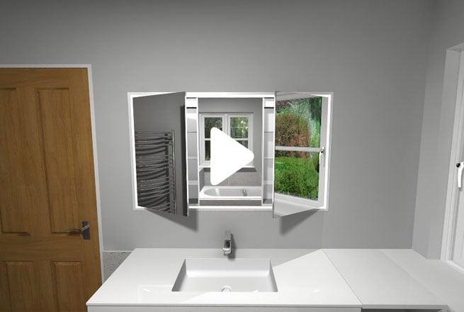 Grey-Modern-Wetroom-Bathroom
