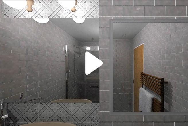 Grey-Patterned-Bathroom