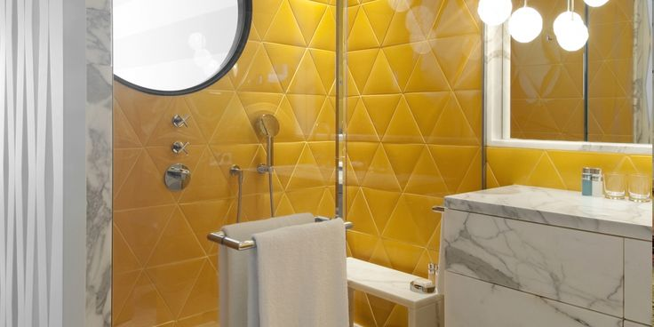 How tiles and mosaics can completely change the look of your bathroom 30